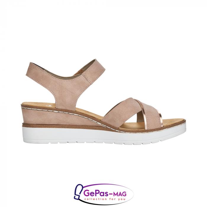 Sandale casual dama, V38G9-31 2