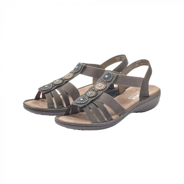 Sandale dama elegante, RIK-608G9 3