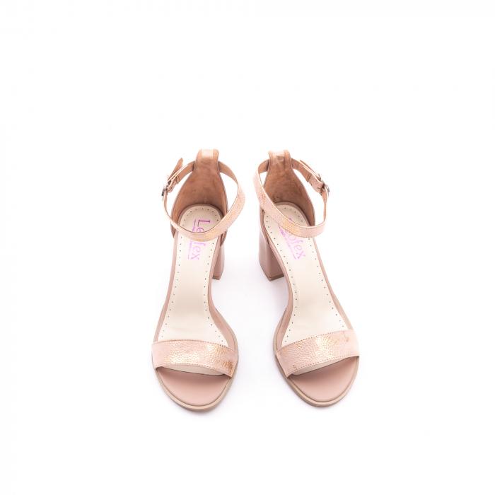 Sandale dama LFX 128 nude 5