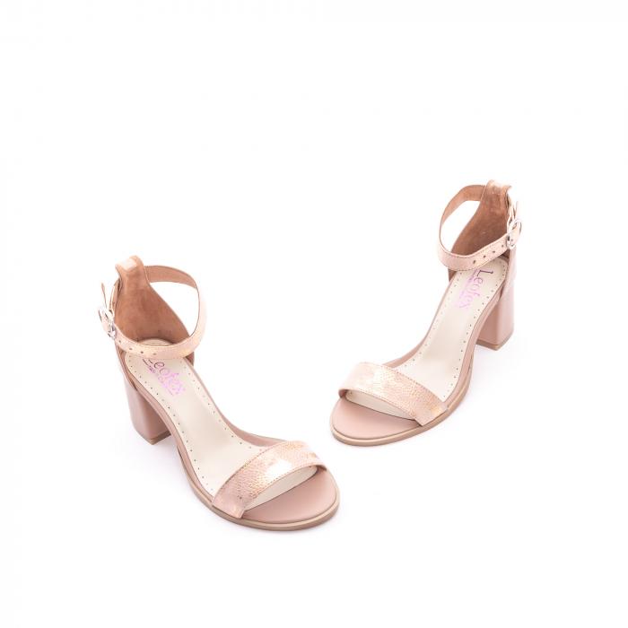 Sandale dama LFX 128 nude 1