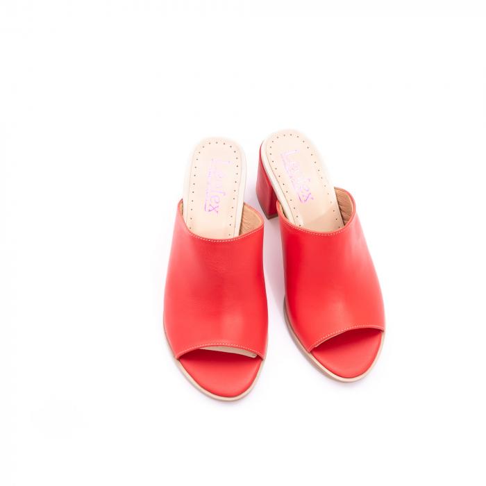 Sandale dama LFX 226 rosu box 5