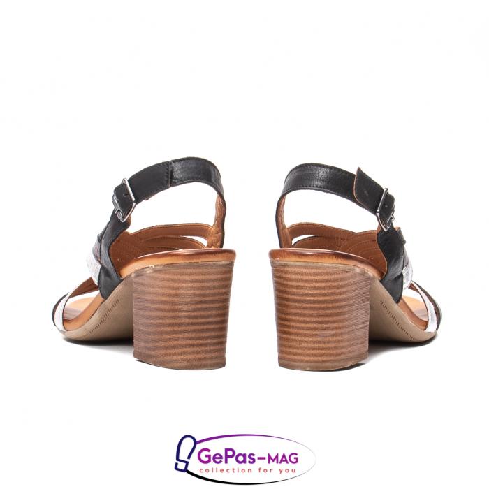 Sandale dama, piele naturala, 09030 L2 6