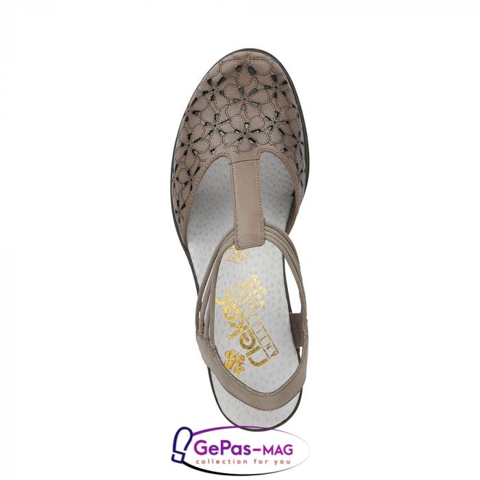Sandale dama, piele naturala 40966-64 [4]