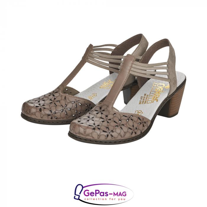 Sandale dama, piele naturala 40966-64 [6]