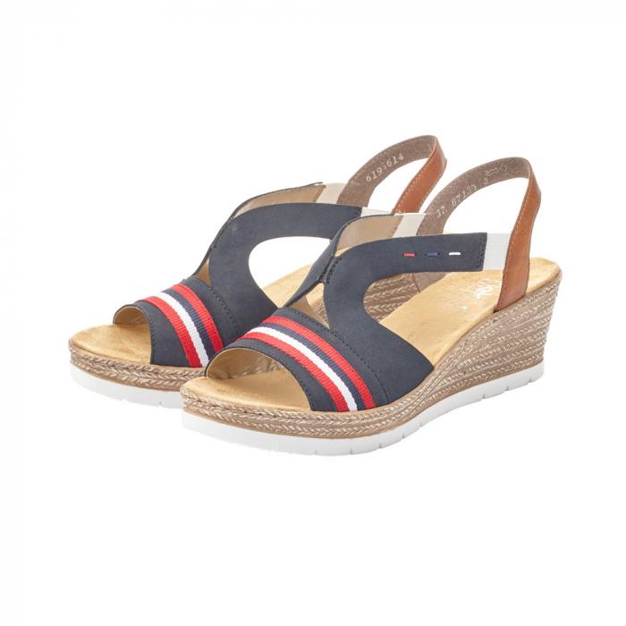 Sandale dama elegante, RIK-619S6-14 2