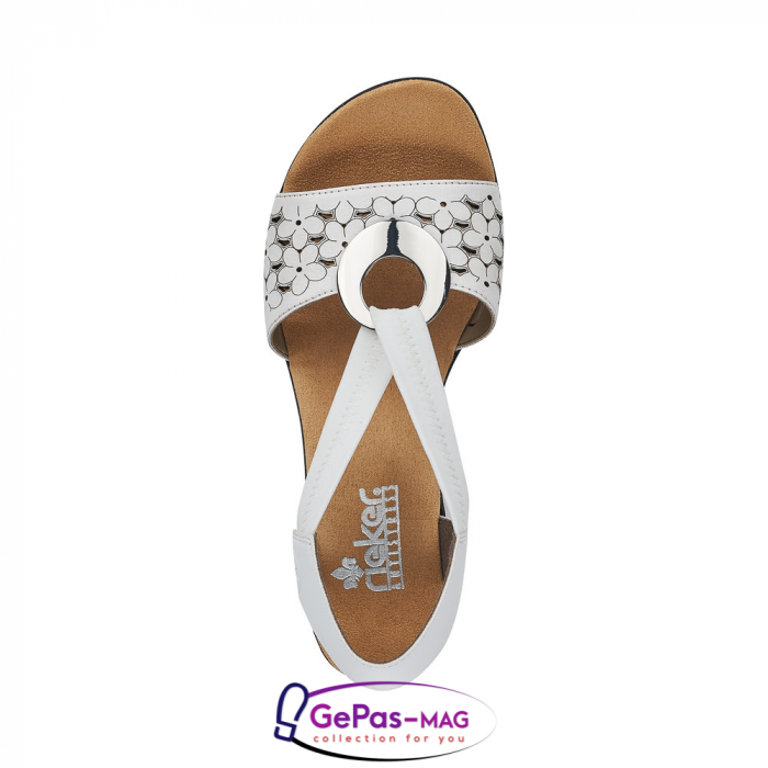 Sandale elegante dama piele naturala, 64677-80 4