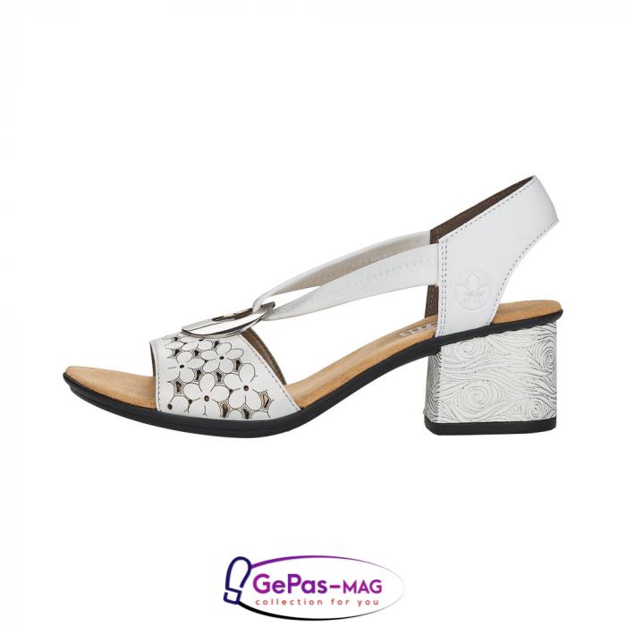 Sandale elegante dama piele naturala, 64677-80 [3]
