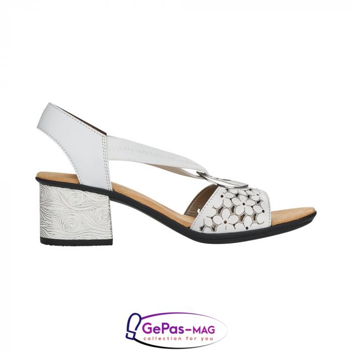 Sandale elegante dama piele naturala, 64677-80 1