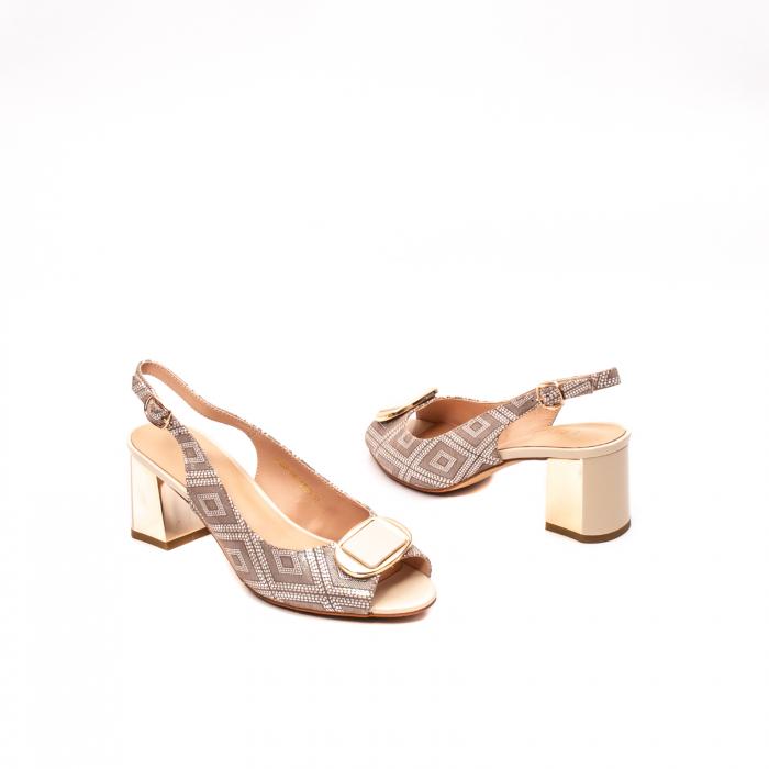 Sandale dama elegante, EP-HM1F1204 2