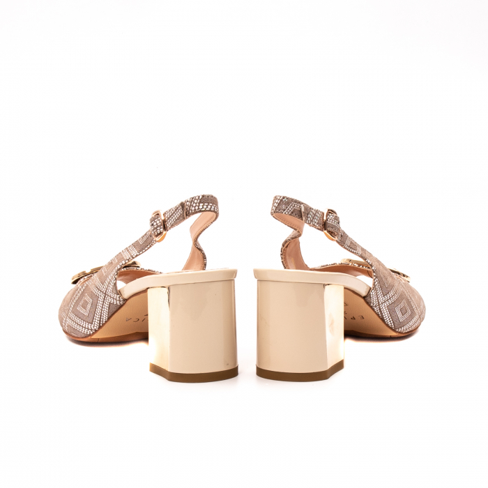 Sandale dama elegante, EP-HM1F1204 6