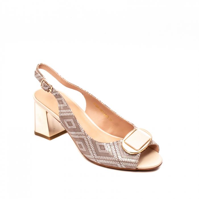 Sandale dama elegante, EP-HM1F1204 0