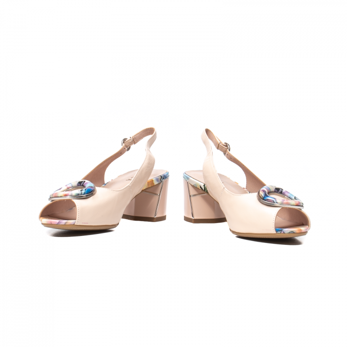 Sandale elegante dama, piele naturala, Y002BT [4]