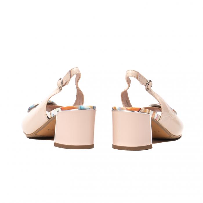 Sandale elegante dama, piele naturala, Y002BT [6]