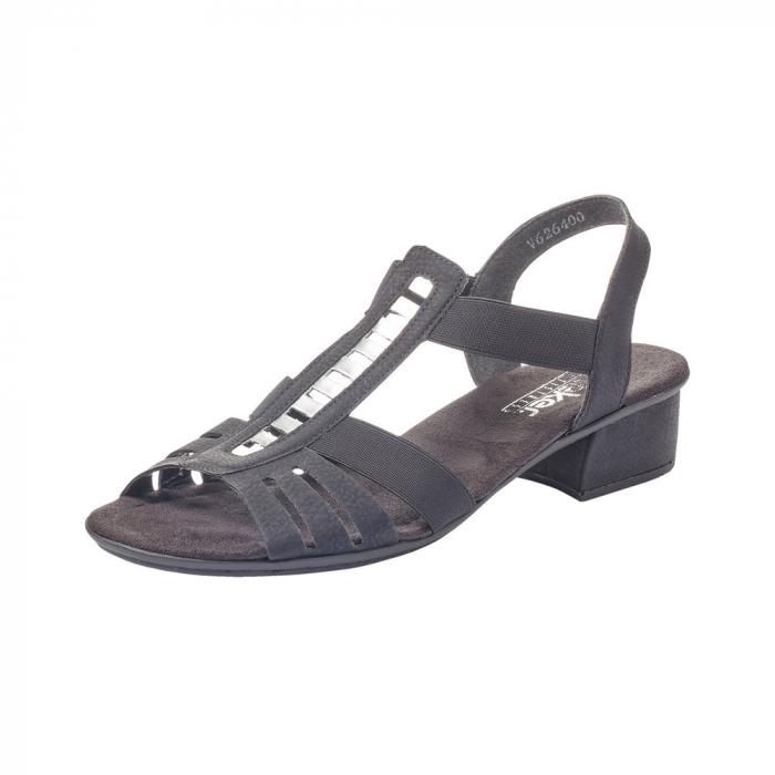 Sandale dama elegante, RIK-V6264-00 0