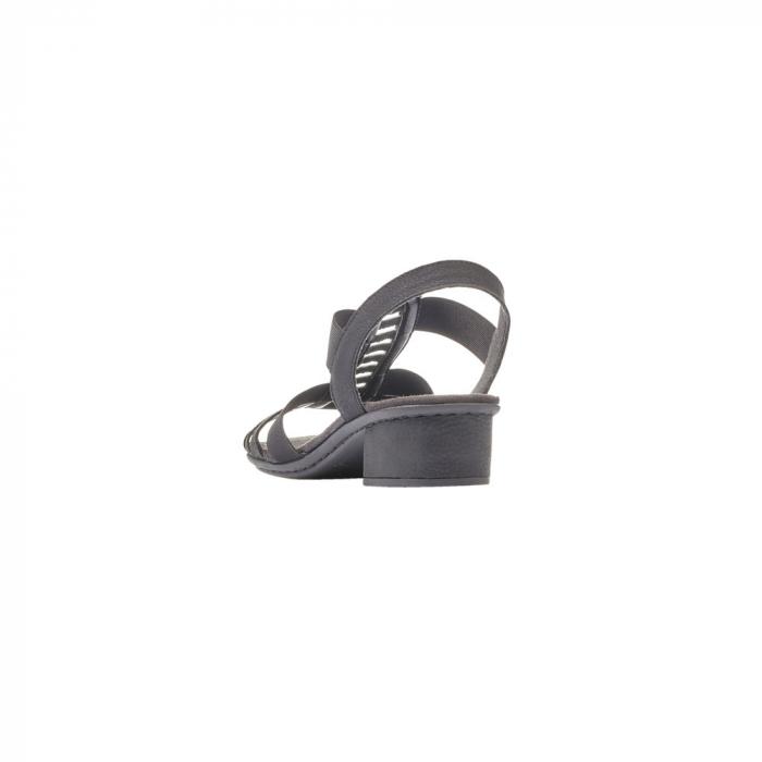 Sandale dama elegante, RIK-V6264-00 1