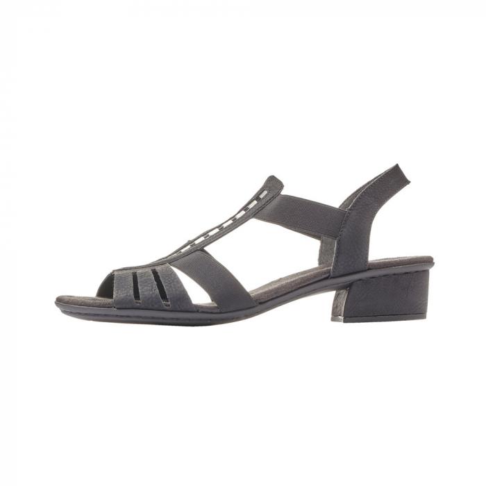 Sandale dama elegante, RIK-V6264-00 2