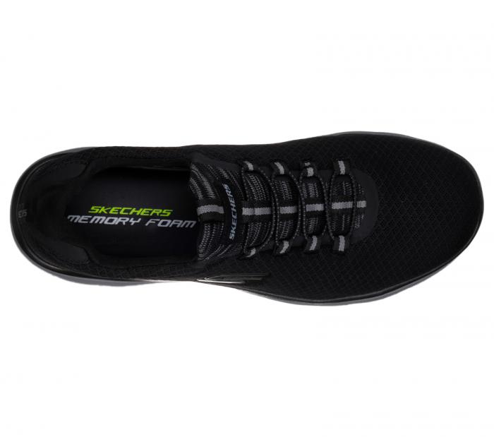 Pantofi spor barbati Sneakers Summits 52811 BKCC 4