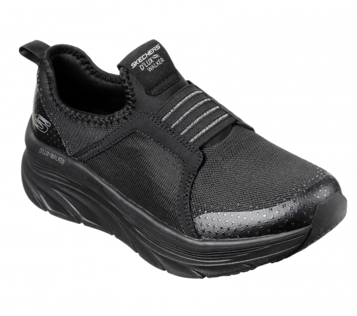"Pantofi sport dama Sneakers D""Lux Walker Pillow Heaven 149013 BBK 0"