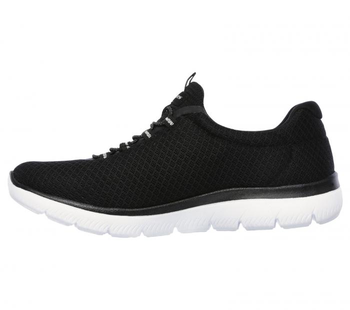 Pantofi sport dama Sneakers Summites 12980 BKW 4