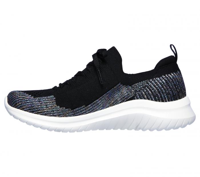 Pantofi sport dama Sneakers Ultra Flex ,laser focus 149064 BKSL 3