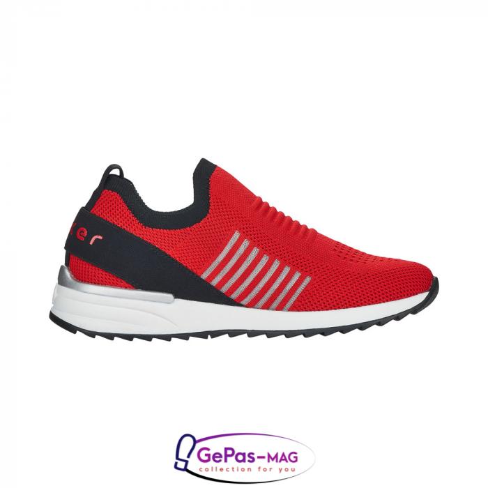 Sneakers dama, N8072-33 6