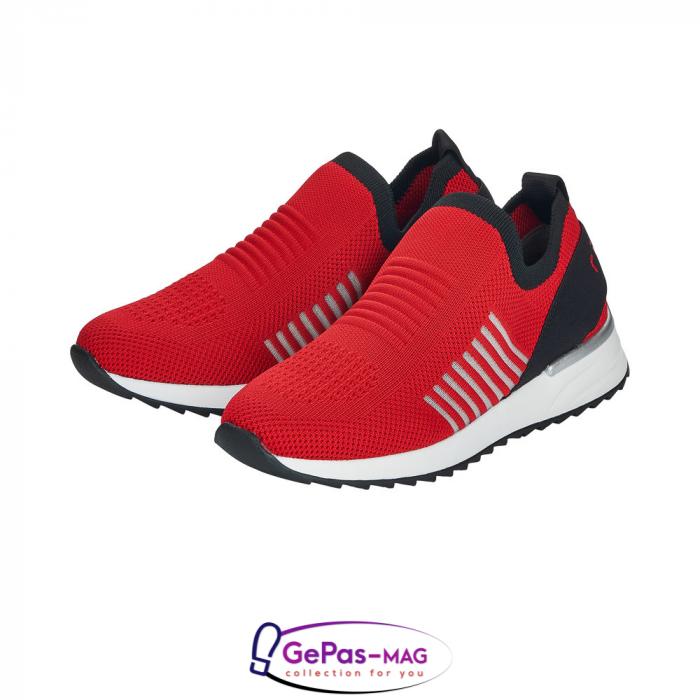 Sneakers dama, N8072-33 5