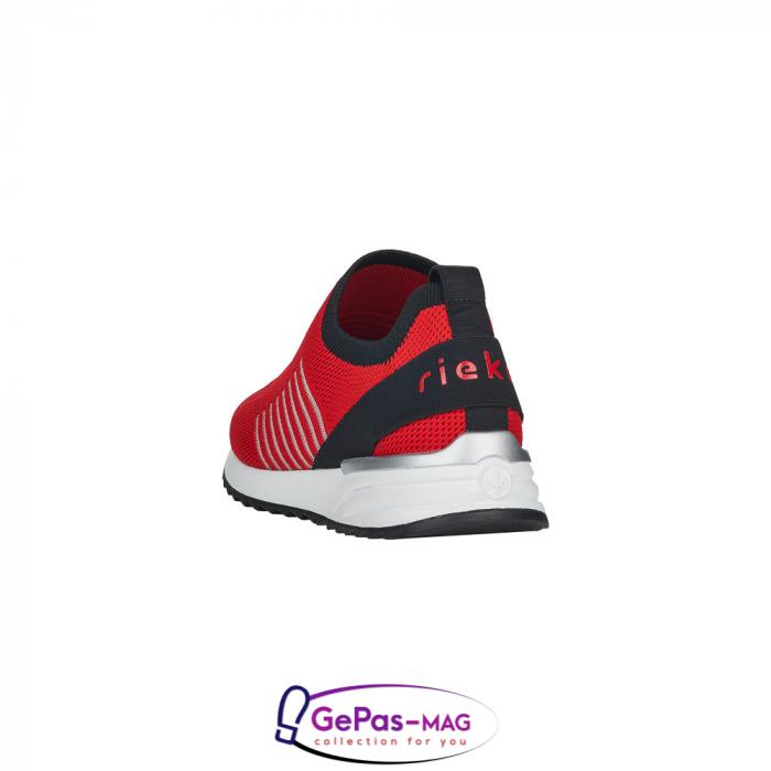 Sneakers dama, N8072-33 4