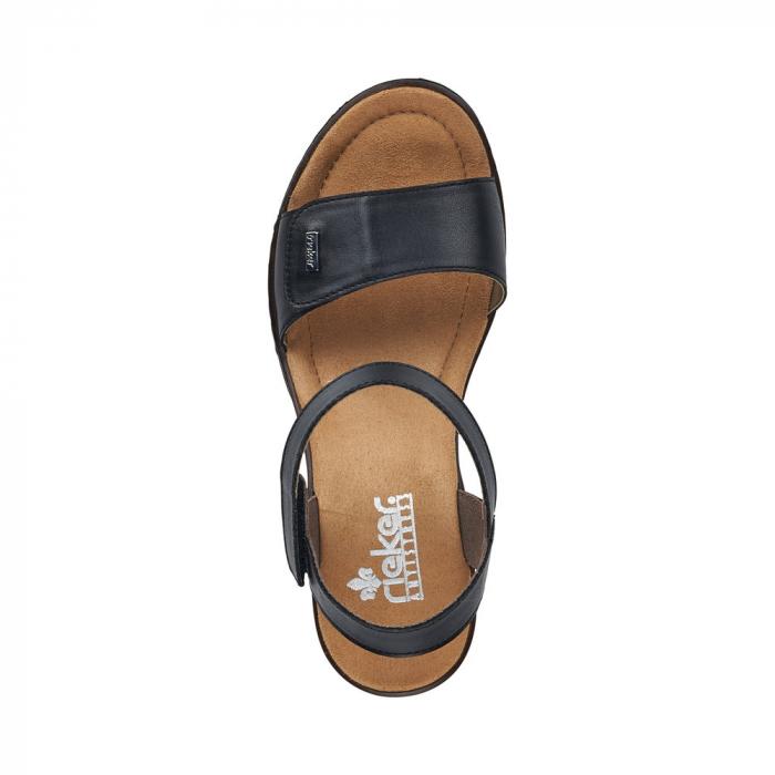 Sandale dama, piele naturala V3554-00 3