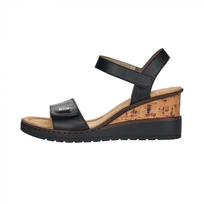 Sandale dama, piele naturala V3554-00 4