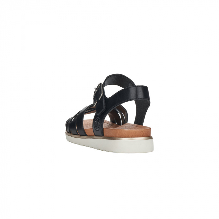 Sandale dama, piele naturala ecologica V5063 2
