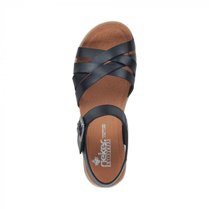 Sandale dama, piele naturala ecologica V5063 3