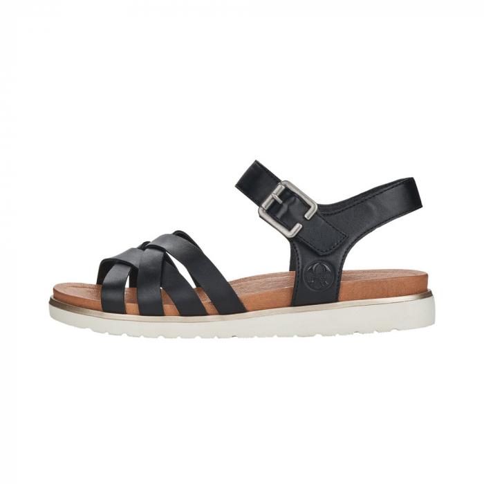 Sandale dama, piele naturala ecologica V5063 4