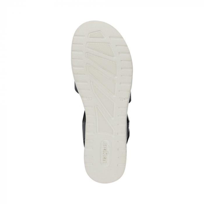 Sandale dama, piele naturala ecologica V5063 5