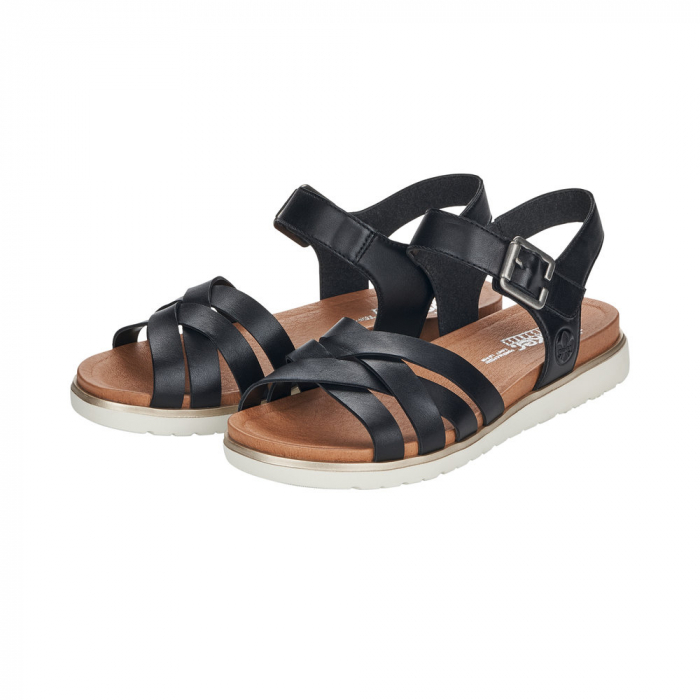 Sandale dama, piele naturala ecologica V5063 6