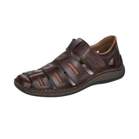 Sandale barbati, piele naturala, 05288-250