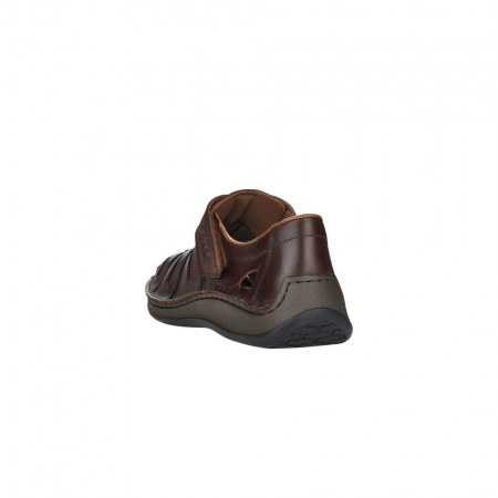 Sandale barbati, piele naturala, 05288-252