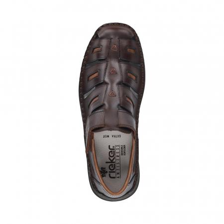 Sandale barbati, piele naturala, 05288-253