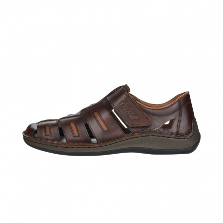 Sandale barbati, piele naturala, 05288-254