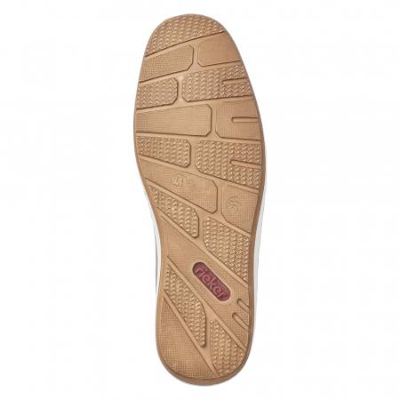 Pantofi barbat tip mocasin, piele naturala 08868-24 [5]