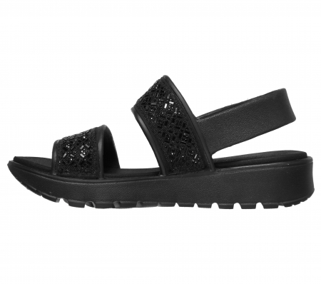 Sandale Skechers Foot Steps Glam 111065/BBK [3]