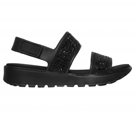 Sandale Skechers Foot Steps Glam 111065/BBK [4]