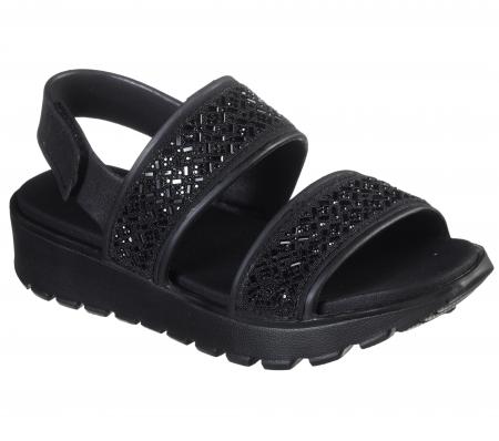 Sandale Skechers Foot Steps Glam 111065/BBK [0]