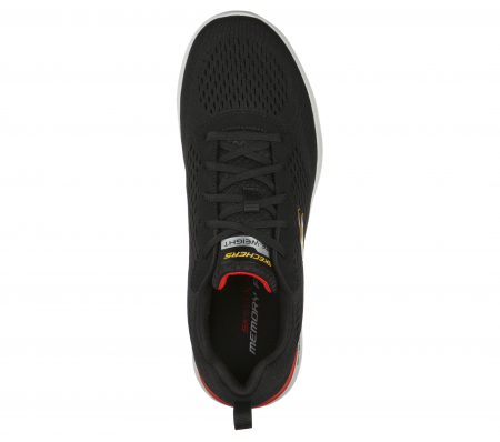 Sneakers barbati Skech-Air Dynamight BLK 2322911