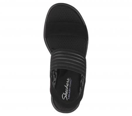 Sandale dama Rumblers Sci-Fi 38472/BBK [1]