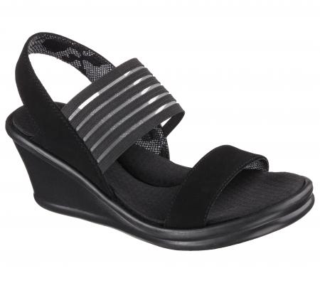 Sandale dama Rumblers Sci-Fi 38472/BBK [0]