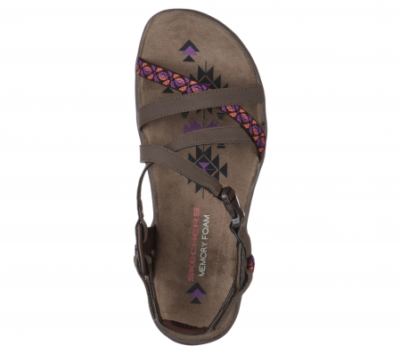 Sandale Skechers Reggae Vacay 40955/CHOC [1]
