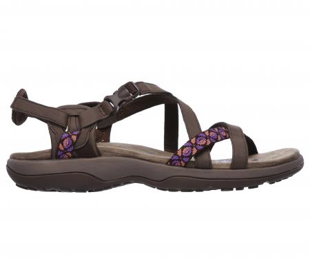 Sandale Skechers Reggae Vacay 40955/CHOC [5]