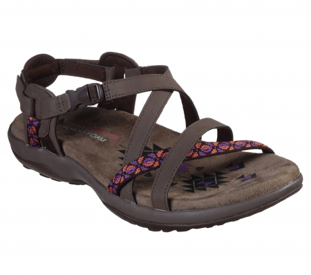 Sandale Skechers Reggae Vacay 40955/CHOC [0]