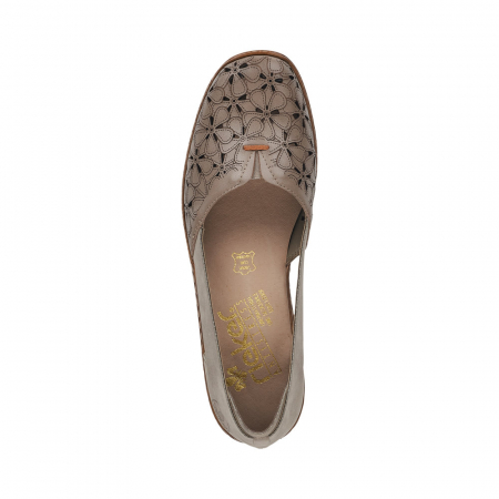 Pantofi dama, piele naturala 41356-643