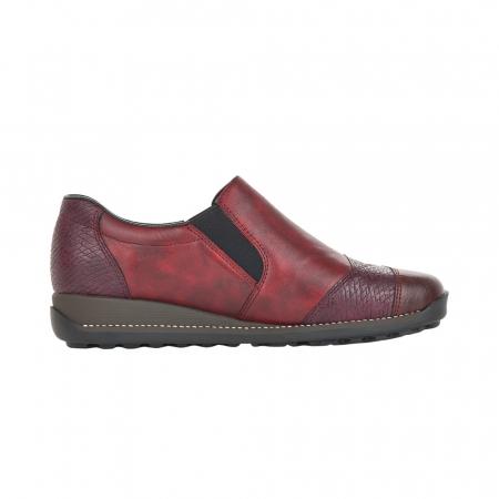 Pantofi casual dama, piele naturala, 44251-351